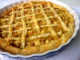 rebarborový koláč z listového těsta