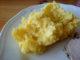 šťouchané brambory s cibulkou