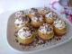 vanilkové cupcakes s tvarohovým krémem